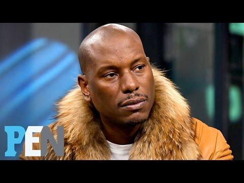 Fate Of The Furious: Tyrese On Paul Walker, His Hardest  To Shoot  PEN  Entertainment Weekly