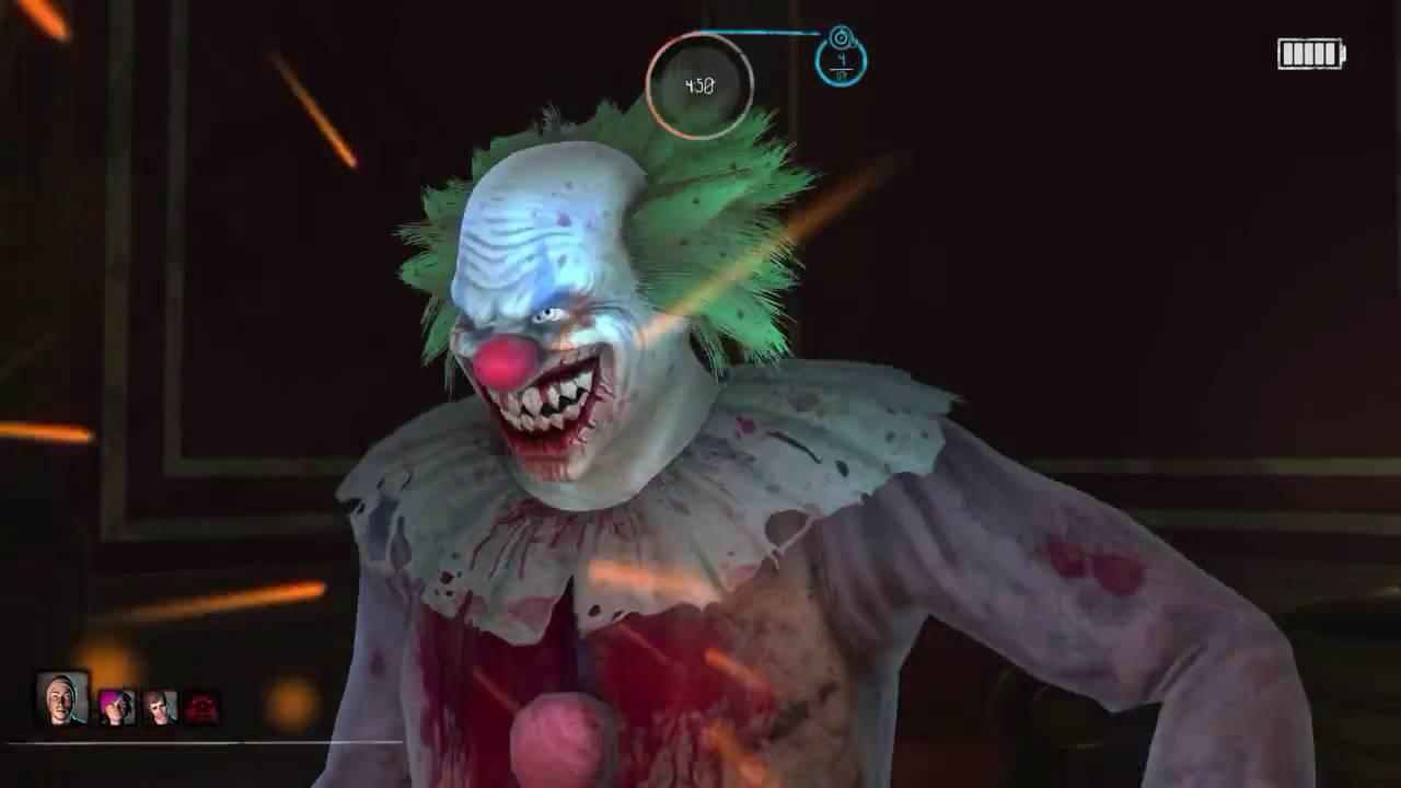Vanoss- Dead Realm有趣時刻- 萬聖節版本&新的小丑鬼!( Halloween Edition w New Clown Ghost!)(中文字幕) - YouTube