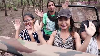TIGER SAFARI | RANTHAMBORE NATIONAL PARK | FEAT. DAISY BASUMATARY | TRAVEL VLOG | TRENDY MANNER