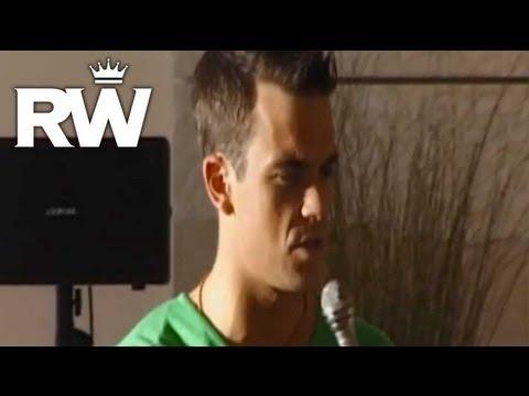 Robbie Williams | 'Eternity' | The Party Scene