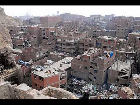 Manshyiat Naser -- The City of Garbage