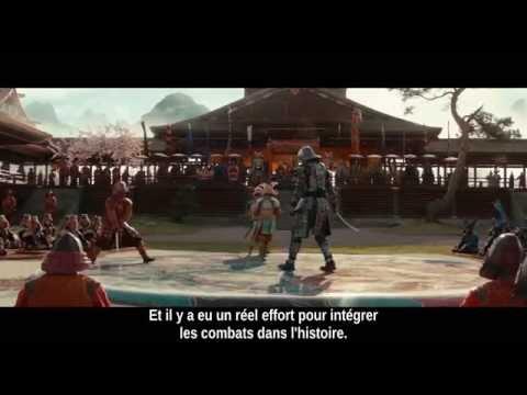 47 Ronin // Featurette - Samurai Action (VOST-FR)