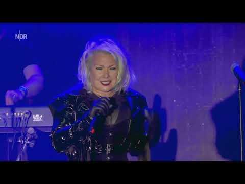 Kim Wilde bei der NDR Sommertour 2019 in Stralsund