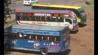 Leaders say return of 'Michuki rules' will bring sanity to Kenya's highways of death