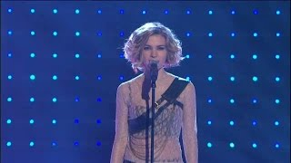 Tove Styrke - White light moment - Idol Sverige (TV4)