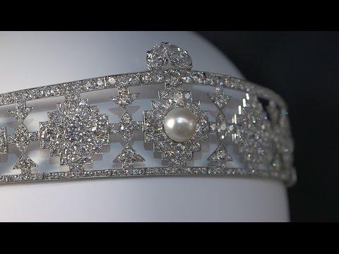 Бандо, Cartier. Ювелирное искусство в эпоху ар деко.