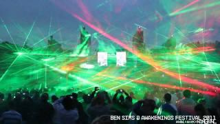 Ben Sims Closing @ Awakenings Festival 2011