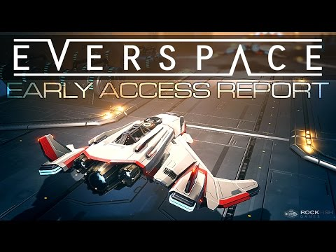 EVERSPACE – Freelancer meets FTL? Space Combat & Exploration, Roguelite Style! (The EAR)