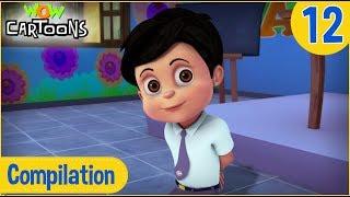 Vir The Robot Boy  Hindi Cartoon For Kids  Christmas Cartoons  Compilation #12  Wow Cartoons