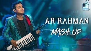 AR Rahman Cover Song Mashup   Vairamuthu   Aishwarya Ravichandran