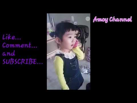Video LUCU bgt..!!! anak korea ngomong