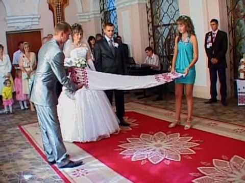 Відеозйомка весіль-реєстрація