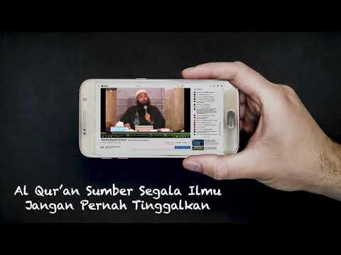 Download Al Qur'an Sumber Segala Ilmu Jangan Pernah Tinggalkan - Ustadz Dr Syafiq Riza Basalamah MA