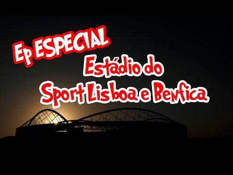 EP Especial Estádio do Sport Lisboa e Benfica