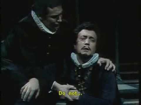 Piero Cappuccilli - Don Carlo CONTEST - Per me giunto