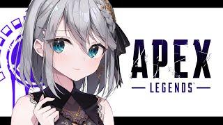 【APEX】 おいす~ランクとカジュいっくぞ~~【LVG / 花芽すみれ】