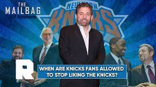 When Are Knicks Fans Allowed to Stop Liking the Knicks? | The Mailbag: Bill Simmons | The Ringer