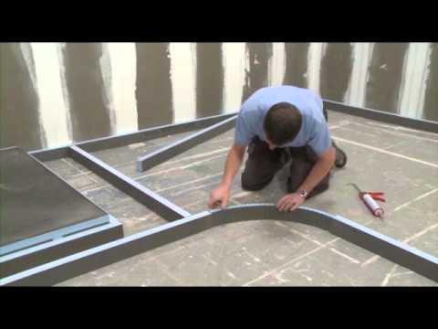 Rénover simplement votre salle de bain avec les produits WEDI - YouTube