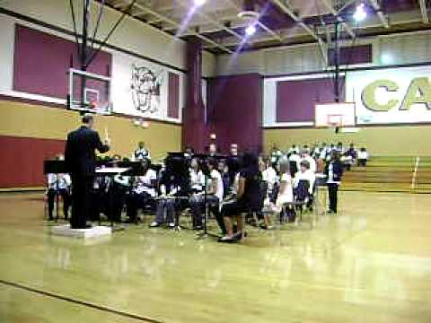 Carver Junior High School Band