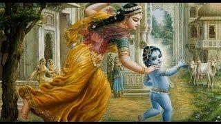 Damodarastakam ~ Agnideva Dasa