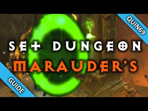 Diablo 3: Set Dungeon - Embodiment of the Marauder (Mastery | How To | Patch 2.4)