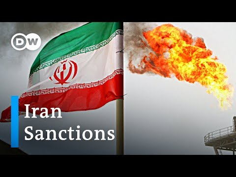 The impact of US sanctions on Iran | DW News