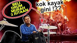 drum set murah 2 jutaan terbaik berkualitas dunia (tama/yamaha ? subaru/isuzu ? bekas atau second?🤣🤣