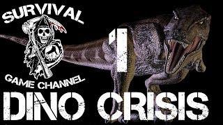 ДИНОЗАВРЫ — Dino Crisis прохождение [1080p] Часть 1