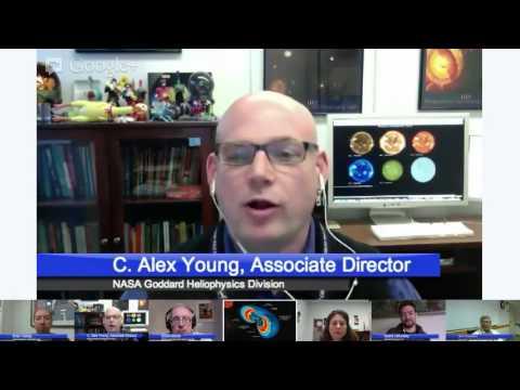 NASA Hangout Van Allen Probes Discoveries