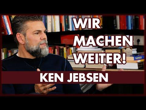 Ken Jebsen: Wir haben neue Pläne! #KenFM