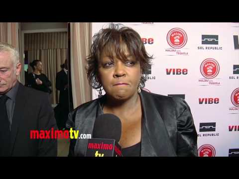 Anita Baker on Mary J. Blige Grammy Weekend 2013