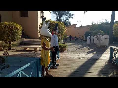 Clown maroc Top groupe animation RAKIKI