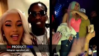 Offset Tell Megan Thee Stallion Suck His B*lls You Not Cardi B +Nicki Minaj Yo Gotti..DA PRODUCT DVD
