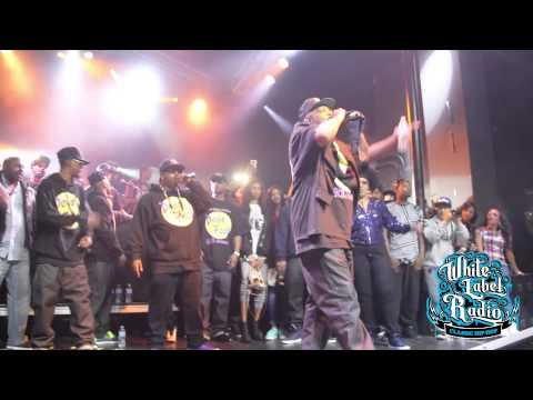 Dogg Pound Live in concert
