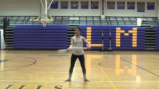 Rifle Basics - Lake Mills Color Guard