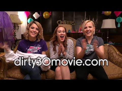 DIRTY 30 MOVIE BEHIND THE SCENES | PART 5