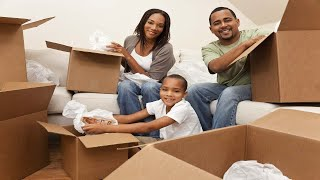How to Help Kids Cope with a Move | Child Anxiety