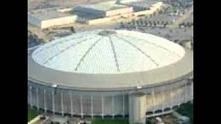 Remembering The Astrodome, Blockbuster, Ace Parker