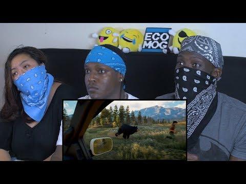 Far Cry 5 : Official Announce Trailer Reaction