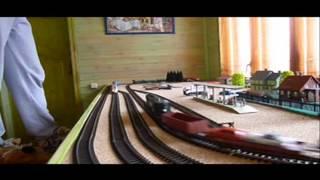 Железная дорога Piko(, 2015-03-09T16:06:54.000Z)