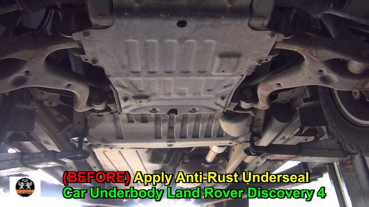 anti rust underseal car underbody land rover discovery youtube. Black Bedroom Furniture Sets. Home Design Ideas