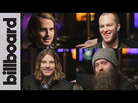 Judah & The Lion: Get to Know Billboard's January 2017 Chartbreakers!