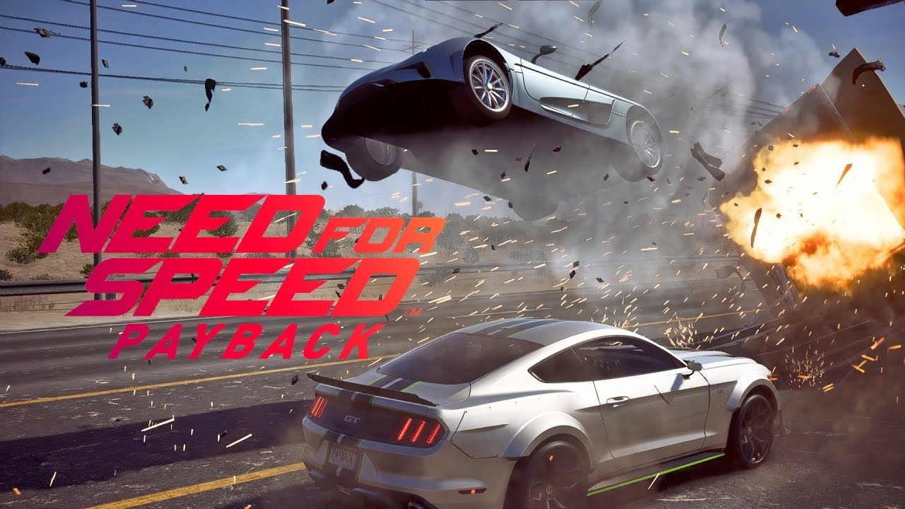 Need For Speed Payback Highway Heist Mustang Rtr Youtube