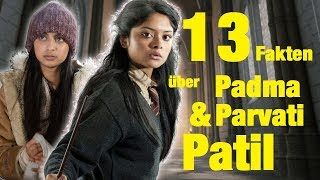 13 FAKTEN über Padma & Parvati PATIL