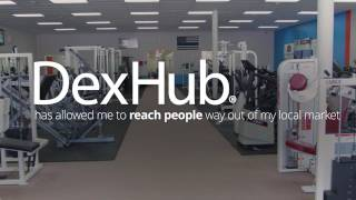 Dex Hub testimonial
