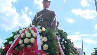 Польские ветераны возложили цветы к Вечному огню