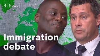 Immigration debate: What does Britain think?