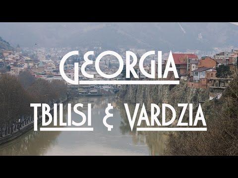 Georgia - Tbilisi and Vardzia