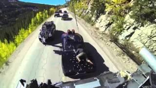 Как снимали Форсаж7/Fast & Furious 7