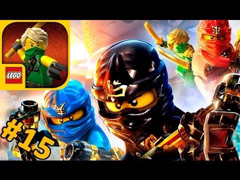 LEGO Ninjago Тень Ронина (PS Vita)